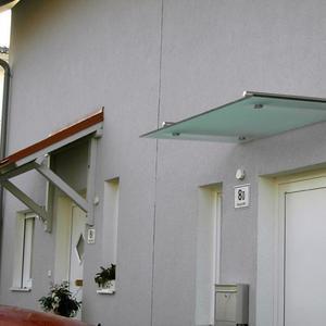 Carports und Vordächer